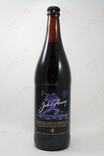 John Henry Colonial Cream & Brown Ale 25.4fl oz
