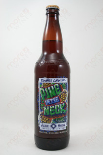 Blue Moon Tongue Pine in the Neck Ale 22fl oz