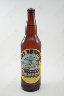 Port Brewing Panzer Imperial Pilsner