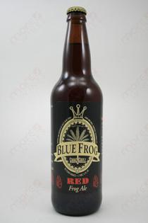 Blue Frog Red Ale 22fl oz