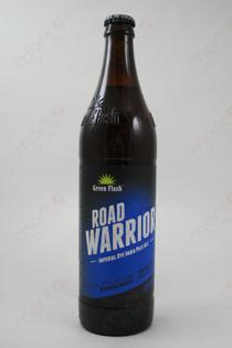 Green Flash Road Warrior Imperial Rye IPA 22fl oz