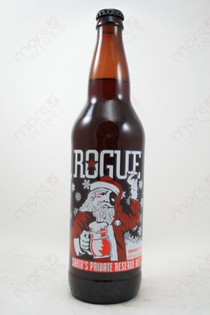 Rogue Santa's Private Reserve Ale 22fl oz