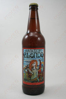 Old Orange Back Seat Blonde Ale 22fl oz
