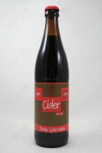 Tieton Cider Apple Cherry 16.9fl oz