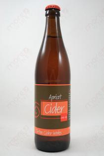 Tieton Cider Apricot 16.9fl oz