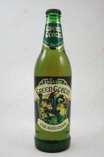 Green Goblin Oak Aged Cider 16.9fl oz