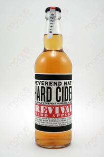 Reverend Nat's Hard Cider Revival Hard Apple 16.9fl oz