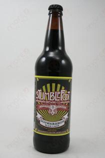 Stumblefoot Schwarzbier Black Lager 22fl oz