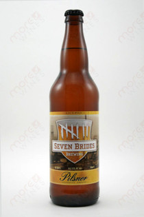 Seven Brides Brewing Pilsner 1Pt.