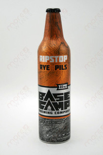 Base Camp Brewing Company Ripstop Rye Pils 22Fl oz