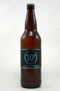 Ten Degree Brewing Session PILS 22fl oz