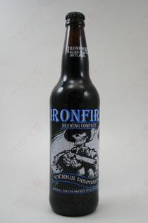 Ironfire Vicious Disposition Imperial Porter 22fl oz