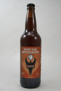 Strike Hunt for Oktoberfest 22fl oz
