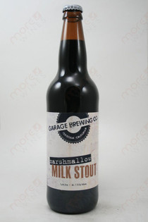 Garage Brewing Co Marshmallow Milk Stout 16.6fl oz