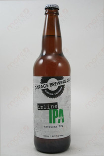 Garage Brewing Co Inline IPA 16.6fl oz