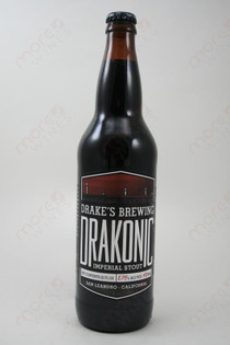 Drake's Brewing Drakonic Imperial Stout 22fl oz