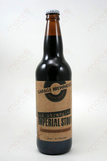 Garage Brewing Co Old Strangler Imperial Stout 22fl oz