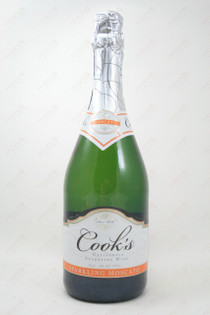 Cook's Sparkling Moscato 750ml