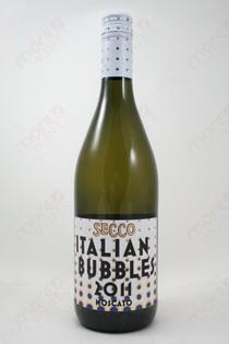 Secco Moscato Italian Bubbles 2011 750ml