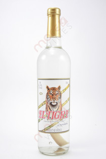 El Tigre Aguardiente de Cana Rum 750ml