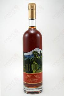 Armenia 25 Years Old Brandy 750ml