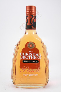 The Christian Brothers Peach Brandy 750ml