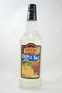Tavern Triple Sec Syrup 1L
