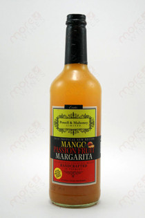 Powell & Mahoney Limited Mango Passion Fruit Margarita Cocktail mixer 750ml