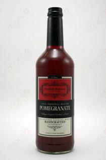 Powell & Mahoney Limited Pomegranate Cocktail mixer 750ml