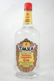 Taaka Extra Dry Gin 1.75L