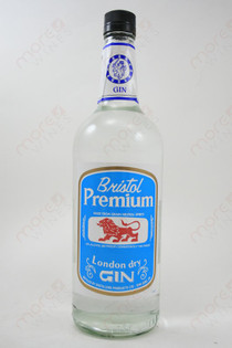 Bristol Premium Gin 1L