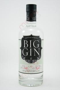 Big Gin Captive Spirits 750ml