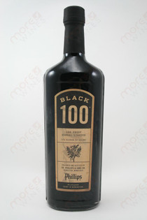 Phillips Black 100 Hearbal Liqueur 750ml