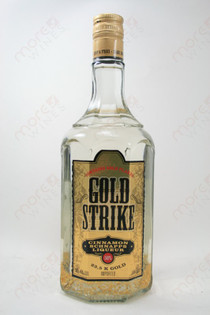 Gold Strike Cinnamon Schnapps Liqueur 1L