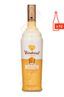 Wineheart Orange Creme 750ml (Case of 12) FREE SHIP $8.99/Bottle