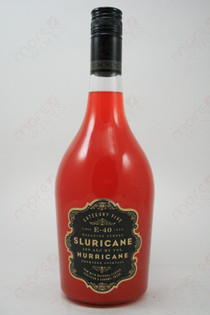 Category Five Sluricane Hurricane 750ml