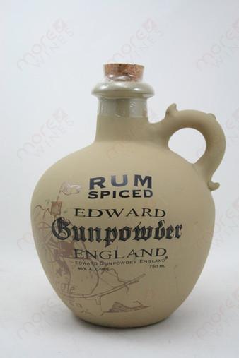 Edward Gunpowder Spiced Rum 750ml
