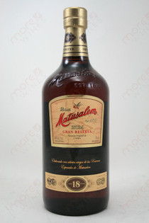 Ron Matusalem 18 Year Rum 750ml