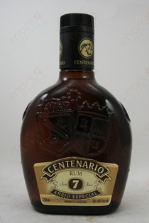 Ron Centenario 7 Year Old Rum 750ml