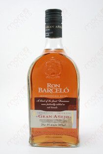 Ron Barcelo Gran Anejo Dominican Rum 750ml