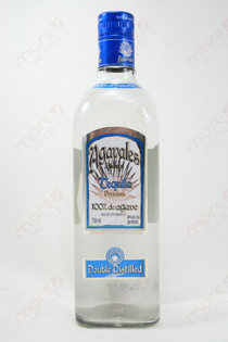 Agavales Blanco Tequila 750ml