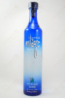 Milagro Blanco Tequila 750ml