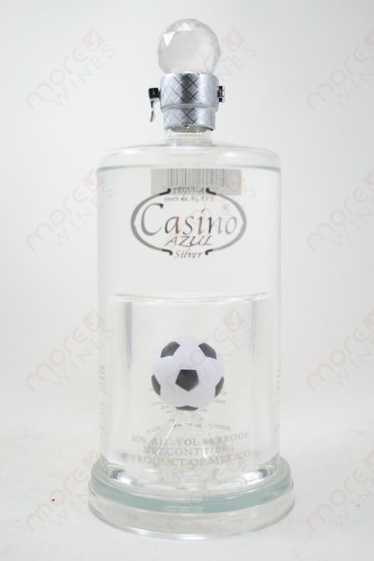 Casino azul silver soccer