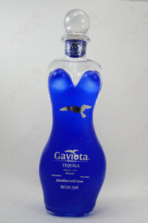 Gaviota Blanco Tequila 750ml