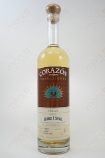 Corazon Expresiones George T. Stagg Anejo Tequila 750ml
