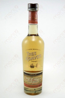 Tres Agaves Anejo Tequila 750ml