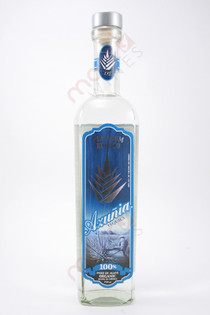 Azunia Platinum Blanco Tequila 750ml