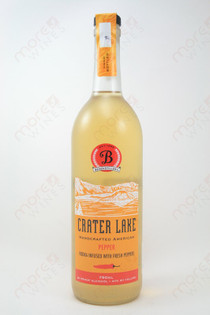 Crater Lake Pepper Vodka 750ml