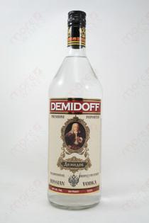 Demidoff Russian Vodka 1L