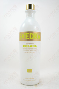 Svedka Colada Vodka 750ml